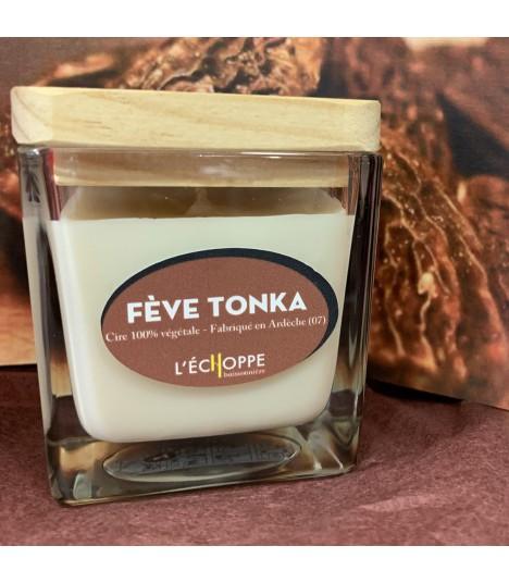 Bougie parfum fève de tonka (cire végétale)