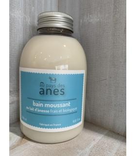 Bain moussant au lait d'ânesse