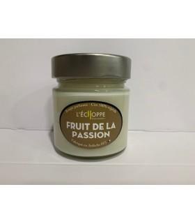 Bougie parfumée à la senteur Fruit de la passion